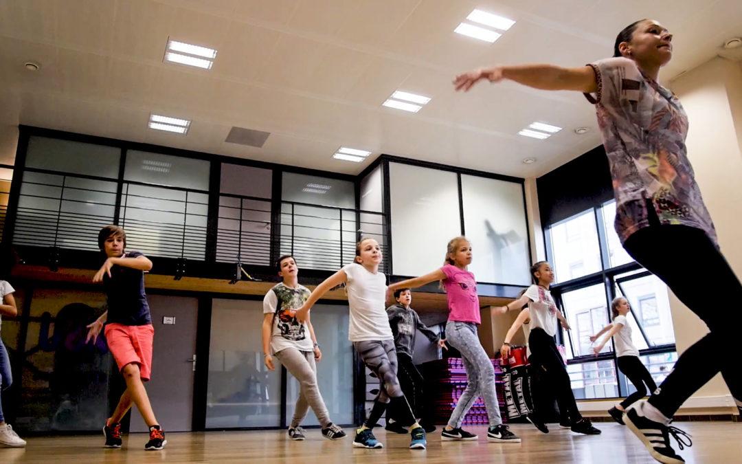 Les 3 bienfaits de la danse pour les enfants